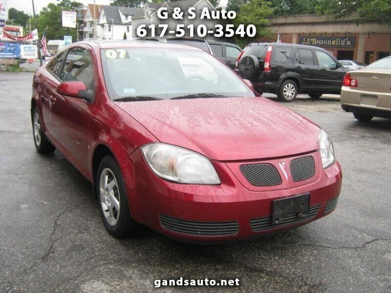 2007 Pontiac G5 for sale in Roslindale, MA