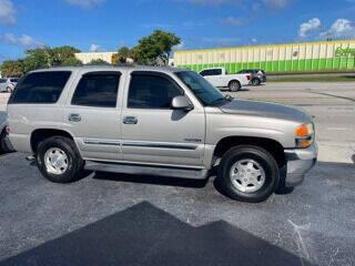 2005 GMC Yukon for sale at Turnpike Motors in Pompano Beach FL
