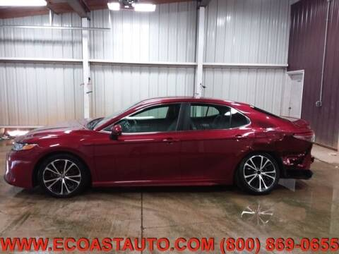 2018 Toyota Camry for sale at East Coast Auto Source Inc. in Bedford VA