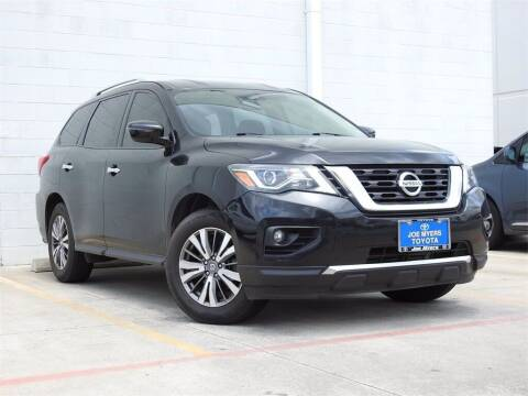 2018 Nissan Pathfinder for sale at Joe Myers Toyota PreOwned in Houston TX