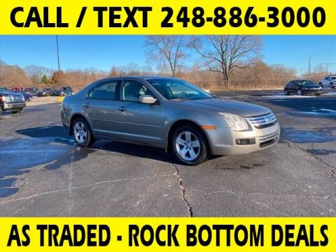 2008 Ford Fusion for sale at Lasco of Waterford in Waterford MI