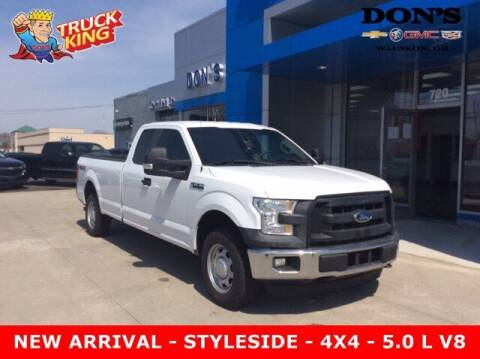 2017 Ford F-150 for sale at DON'S CHEVY, BUICK-GMC & CADILLAC in Wauseon OH