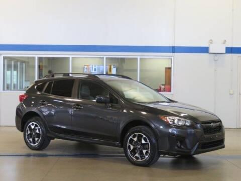2019 Subaru Crosstrek for sale at Terry Lee Hyundai in Noblesville IN