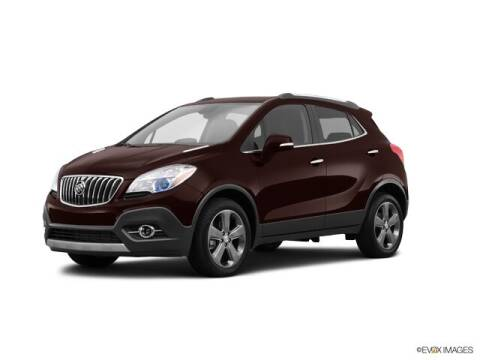 2014 Buick Encore for sale at Jamerson Auto Sales in Anderson IN