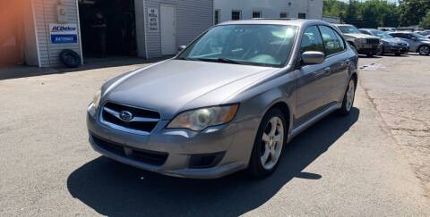 2009 Subaru Legacy for sale at Manchester Auto Sales in Manchester CT