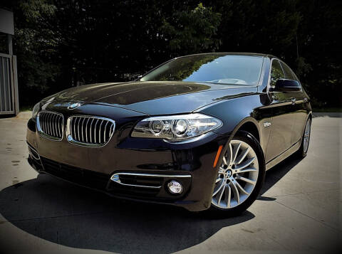 2015 BMW 5 Series for sale at A1 Group Inc in Portland OR