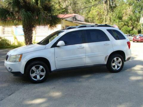 2006 Pontiac Torrent for sale at VANS CARS AND TRUCKS in Brooksville FL