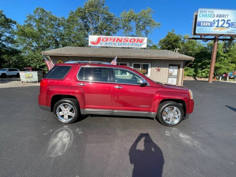 2012 GMC Terrain for sale at Johnson Car Company llc in Crown Point IN