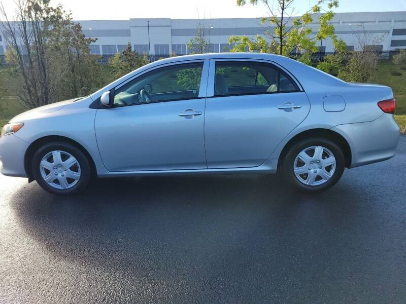 2009 Toyota Corolla for sale at Dulles Motorsports in Dulles VA