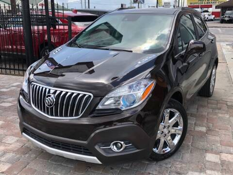2013 Buick Encore for sale at Unique Motors of Tampa in Tampa FL