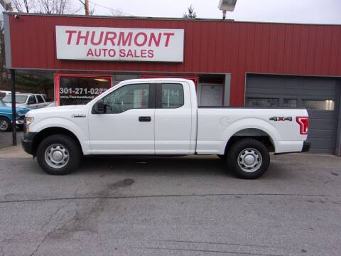 2015 Ford F-150 for sale at THURMONT AUTO SALES in Thurmont MD