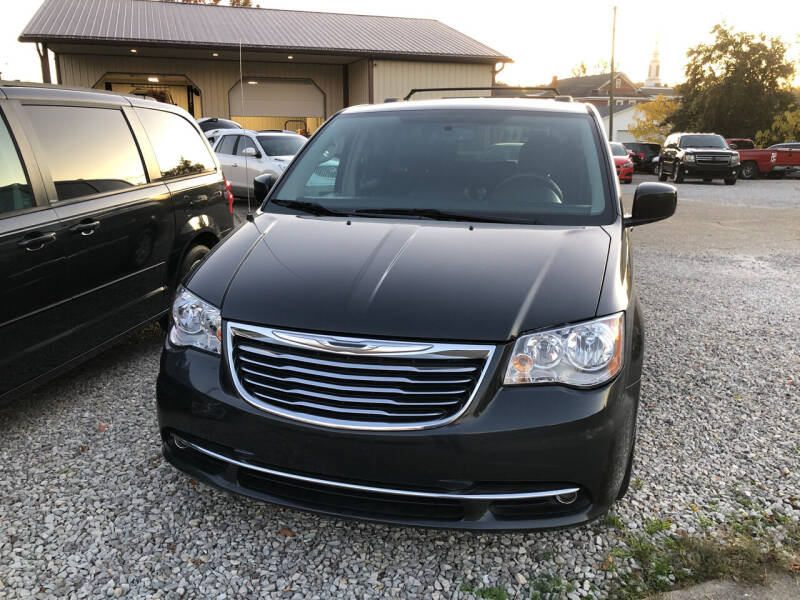2012 Chrysler Town and Country for sale at ADKINS PRE OWNED CARS LLC in Kenova WV