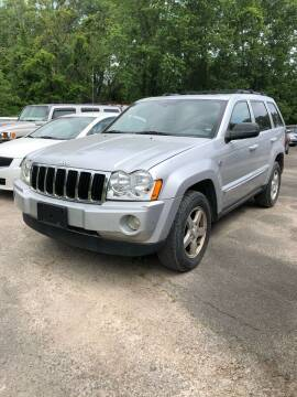 2005 Jeep Grand Cherokee for sale at D & M Auto Sales & Repairs INC in Kerhonkson NY