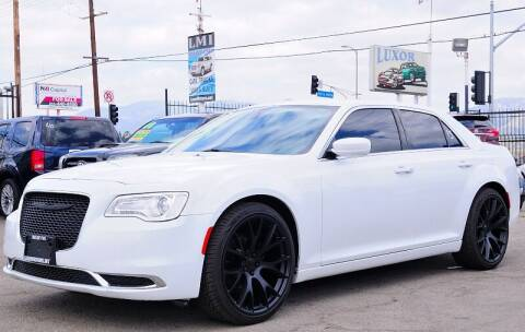 2015 Chrysler 300 for sale at Luxor Motors Inc in Pacoima CA