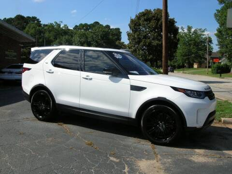 2017 Land Rover Discovery for sale at South Atlanta Motorsports in Mcdonough GA