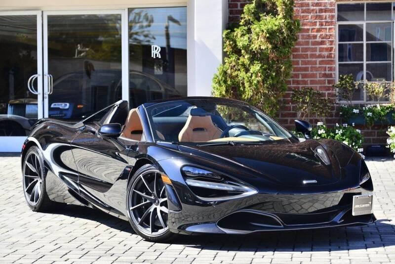 2020 McLaren 720S Spider for sale at O'Gara Coach McLaren Beverly Hills in Beverly Hills CA