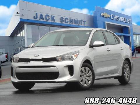 2020 Kia Rio for sale at Jack Schmitt Chevrolet Wood River in Wood River IL