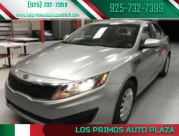 2011 Kia Optima for sale at Los Primos Auto Plaza in Antioch CA