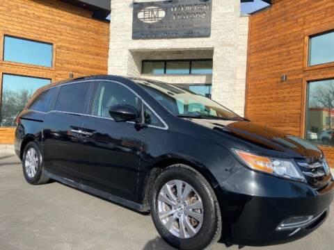 2017 Honda Odyssey for sale at Hamilton Motors in Lehi UT