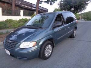 2006 Chrysler Town and Country for sale at Inspec Auto in San Jose CA