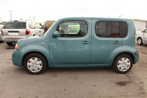 2011 Nissan cube for sale at Epic Auto in Idaho Falls ID