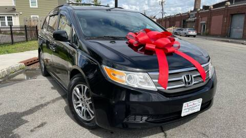 2012 Honda Odyssey for sale at Speedway Motors in Paterson NJ