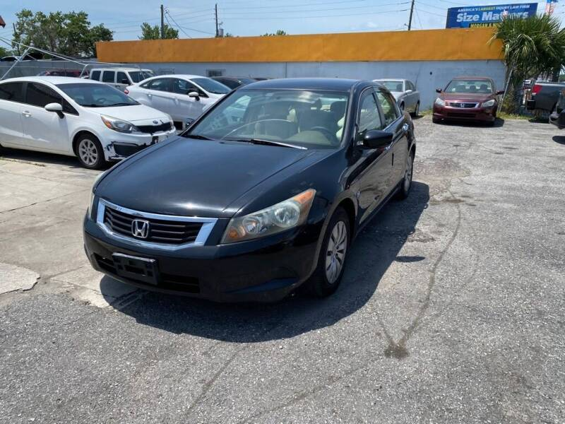 2009 Honda Accord for sale at CENTRAL FLORIDA AUTO MART LLC in Orlando FL