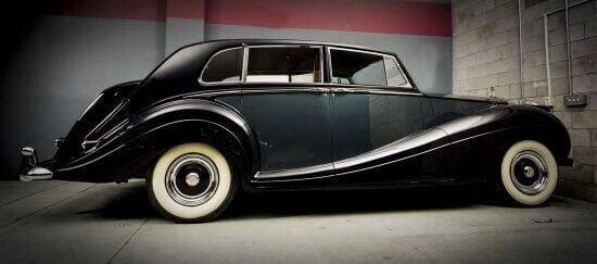 1956 Rolls-Royce Wraith for sale at McQueen Classics in Lewes DE