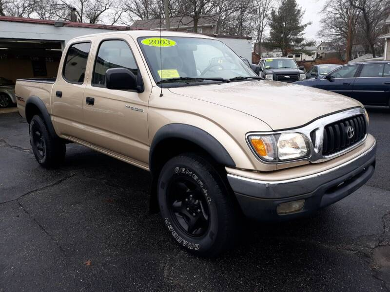 2003 Toyota Tacoma for sale at Automazed in Attleboro MA