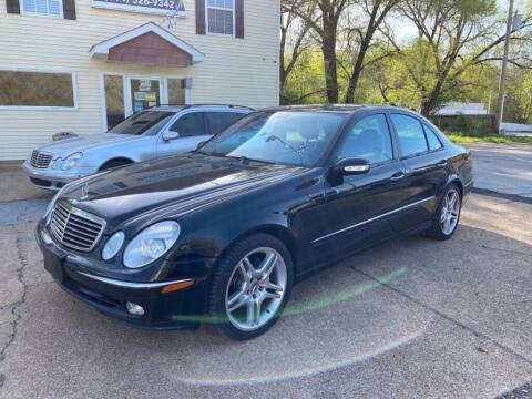 2004 Mercedes-Benz E-Class for sale at Unique LA Motor Sales LLC in Byrnes Mill MO