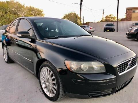 2007 Volvo S40 for sale at Exclusive Ridaz in Houston TX