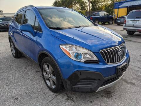 2013 Buick Encore for sale at PREMIER MOTORS OF PEARLAND in Pearland TX