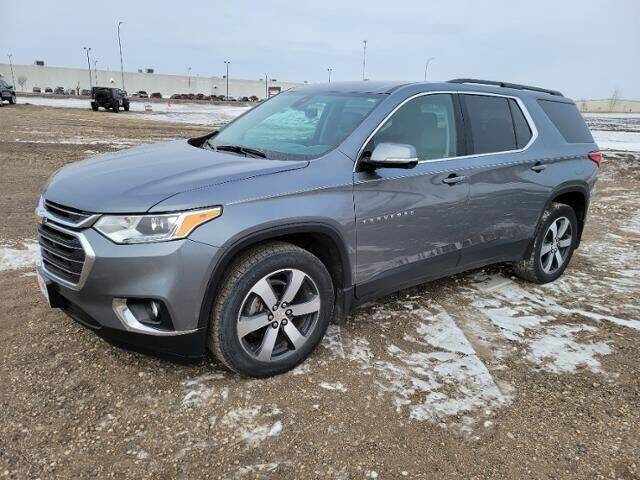 2020 Chevrolet Traverse for sale at FAST LANE AUTOS in Spearfish SD