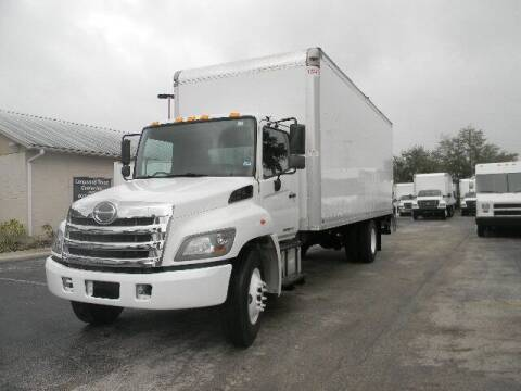 2016 Hino 268A for sale at Longwood Truck Center Inc in Sanford FL