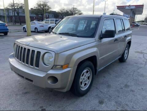 2009 Jeep Patriot for sale at Friendly Auto Sales in Pasadena TX
