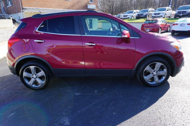2014 Buick Encore 4dr Crossover - Mount Vernon OH