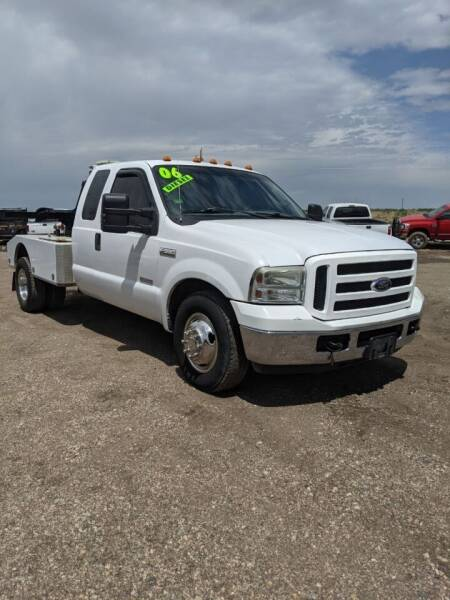 2006 Ford F-350 Super Duty for sale at HORSEPOWER AUTO BROKERS in Fort Collins CO