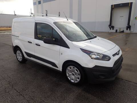 2017 Ford Transit Connect Cargo for sale at OUTBACK AUTO SALES INC in Chicago IL