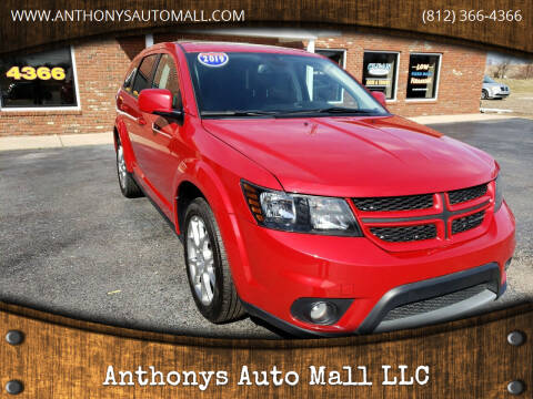 2019 Dodge Journey for sale at Anthonys Auto Mall LLC in New Salisbury IN