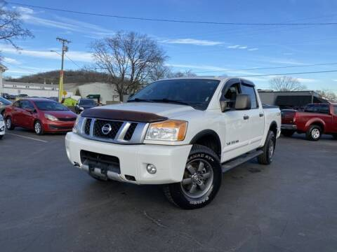 2014 Nissan Titan for sale at Auto Credit Group in Nashville TN
