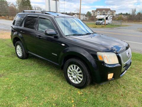 2008 Mercury Mariner for sale at Saratoga Motors in Gansevoort NY