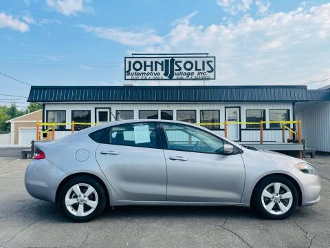 2016 Dodge Dart for sale at John Solis Automotive Village in Idaho Falls ID