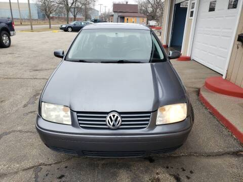 2013 Volkswagen Jetta for sale at THE PATRIOT AUTO GROUP LLC in Elkhart IN