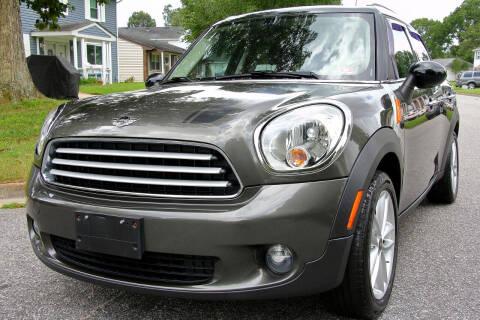 2014 MINI Countryman for sale at Prime Auto Sales LLC in Virginia Beach VA