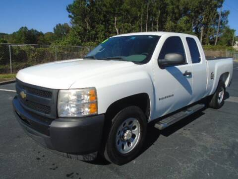 2010 Chevrolet Silverado 1500 for sale at Atlanta Auto Max in Norcross GA