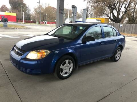 2005 Chevrolet Cobalt for sale at JE Auto Sales LLC in Indianapolis IN
