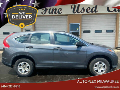 2013 Honda CR-V for sale at Autoplex 2 in Milwaukee WI