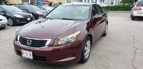 2008 Honda Accord for sale at Union Street Auto in Manchester NH