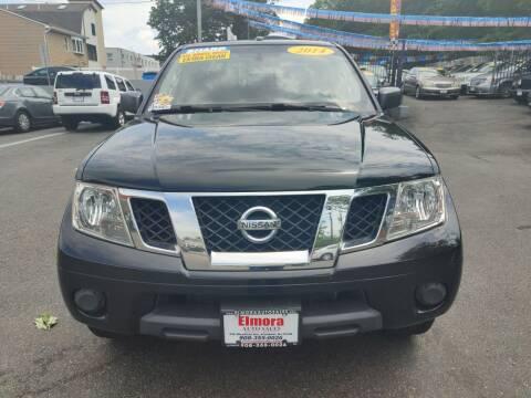 2014 Nissan Frontier for sale at Elmora Auto Sales in Elizabeth NJ