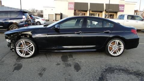 2015 BMW 6 Series for sale at AFFORDABLE MOTORS OF BROOKLYN in Brooklyn NY